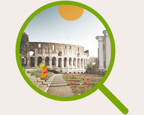 Tapsy Tour of Ancient Rome